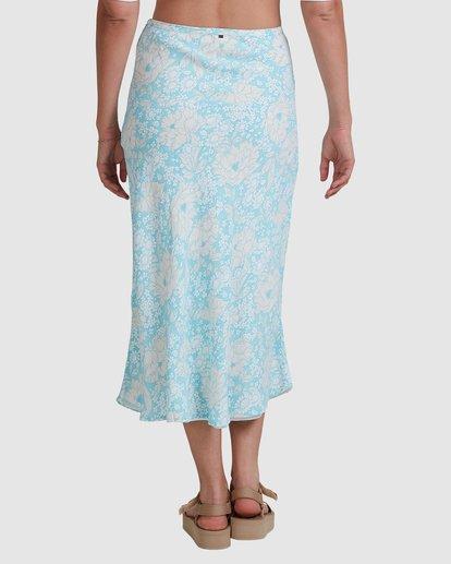 5 Blue Ray Skirt Blue 6517315 Billabong