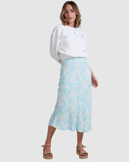 1 Blue Ray Skirt Blue 6517315 Billabong