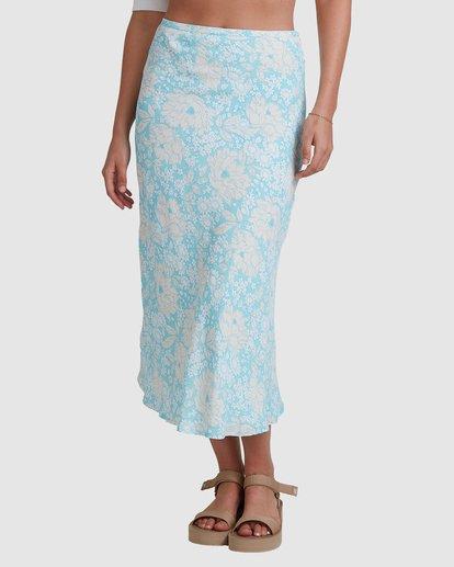 4 Blue Ray Skirt Blue 6517315 Billabong