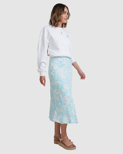 2 Blue Ray Skirt Blue 6517315 Billabong