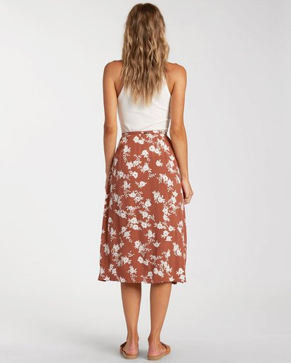2 Wild and Free Skirt Brown 6517319 Billabong