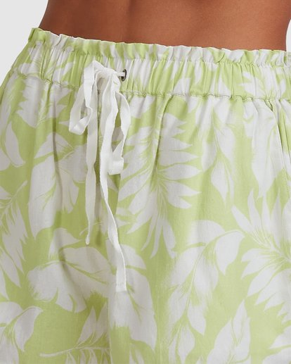 3 Sundrenched Short Green 6517358 Billabong
