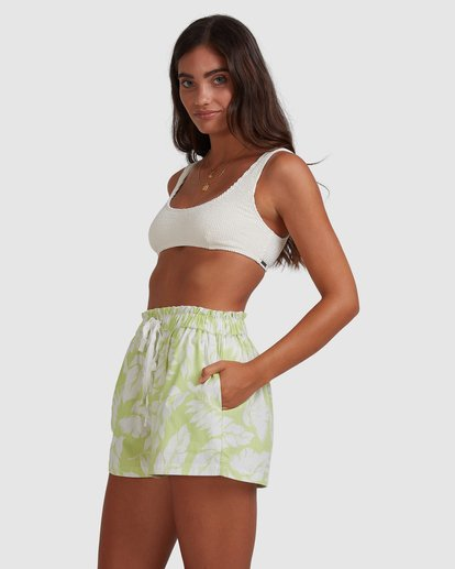 1 Sundrenched Short Green 6517358 Billabong