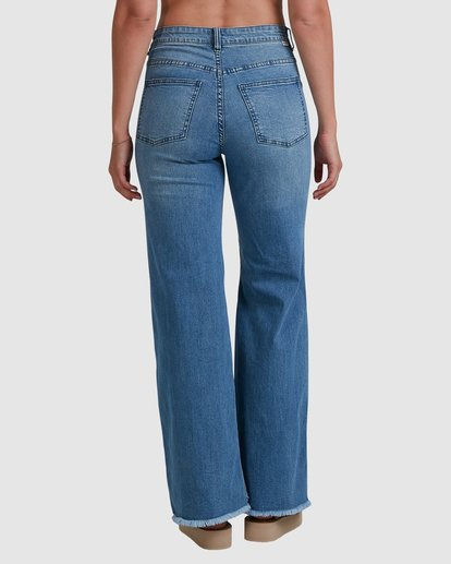6 Wide Range Jeans Blue 6517393 Billabong