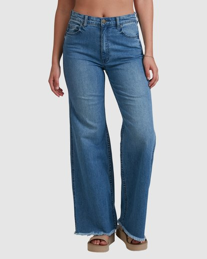 5 Wide Range Jeans Blue 6517393 Billabong