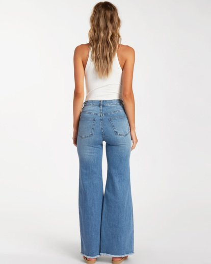 2 Wide Range Pants Blue 6517400 Billabong
