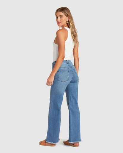 1 Wide Range Pants Blue 6517400 Billabong