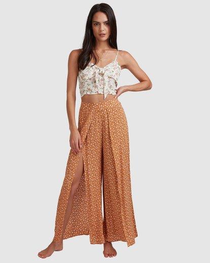 1 Ma Bonita Pants Yellow 6517432 Billabong