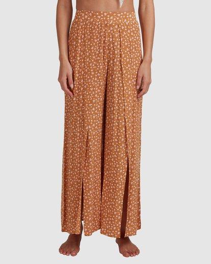4 Ma Bonita Pants Yellow 6517432 Billabong