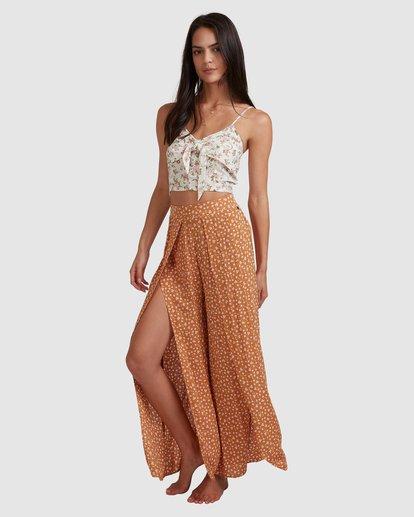 7 Ma Bonita Pants Yellow 6517432 Billabong