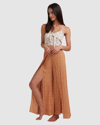 2 Ma Bonita Pants Yellow 6517432 Billabong
