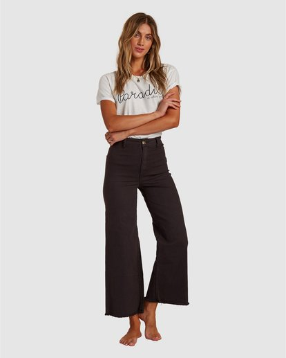 0 Free Fall Pants Black 6517442 Billabong