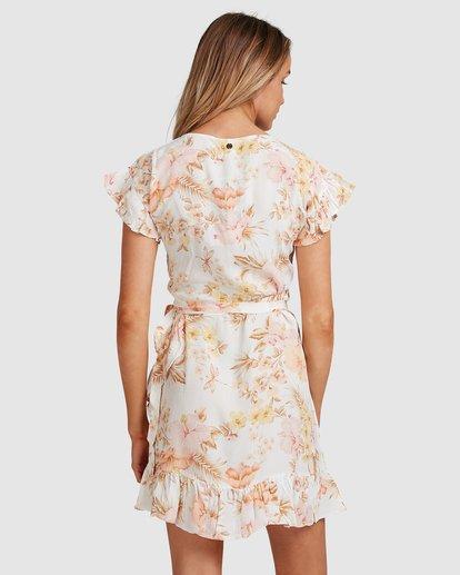 4 Shallows Wrap Dress White 6517463 Billabong