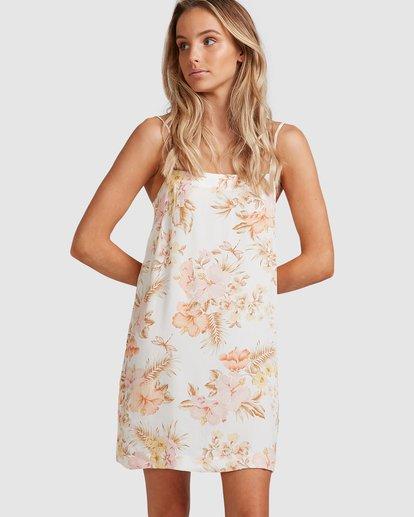 1 Shallows Sunset Dress White 6517464 Billabong