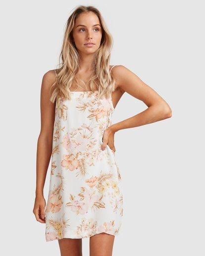 2 Shallows Sunset Dress White 6517464 Billabong