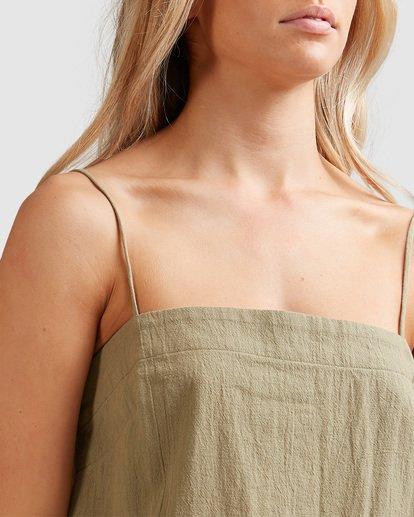4 Sunset Cotton Dress Green 6517465 Billabong