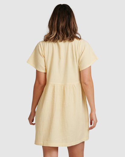 3 Daisy Dress Yellow 6517468 Billabong
