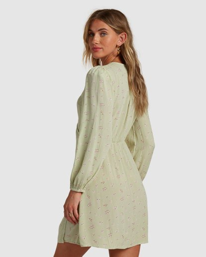 2 Lotta Love Dress Green 6517470 Billabong