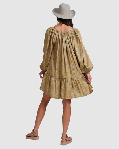 4 My Oasis Dress Green 6517475 Billabong