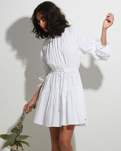 0 Sun Child Dress White 6517477 Billabong