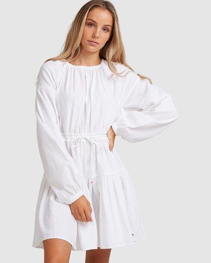 1 Sun Child Dress White 6517477 Billabong