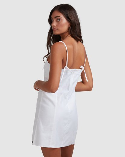 3 Sunny Dayz Dress White 6517483 Billabong
