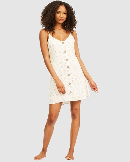 3 Sweet For Ya Dress White 6517493 Billabong