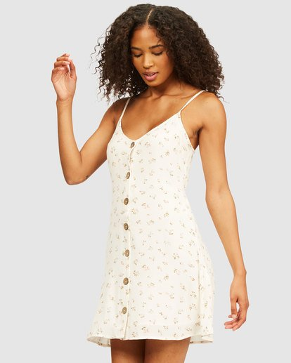 1 Sweet For Ya Dress White 6517493 Billabong