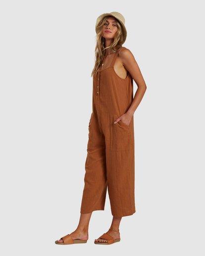 1 Daydream Jumpsuit Brown 6517531 Billabong
