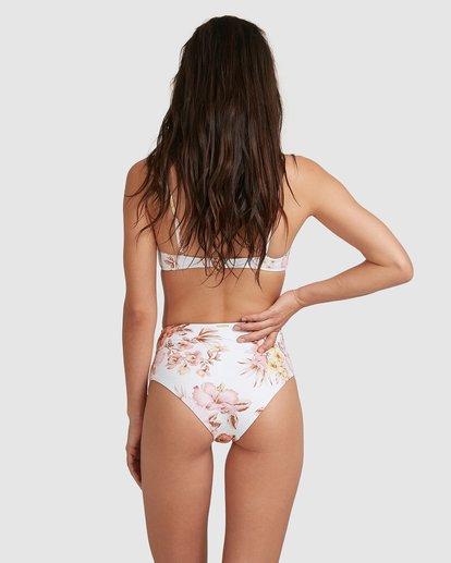 0 Shallows Hi Retro Bikini Bottoms White 6517706 Billabong