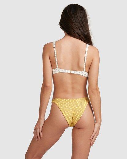 4 Candy Spot Bra Bikini Top White 6517707 Billabong