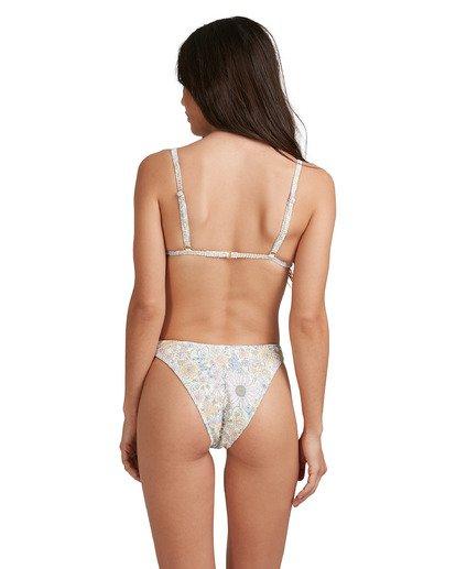 4 Sundance Billie Bralette Bikini Bottoms White 6517712 Billabong