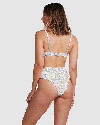 6 Sundance Ruby Bra Bikini Top White 6517713 Billabong