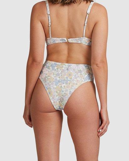 3 Sundance Hi Maui Bikini Bottoms White 6517715 Billabong