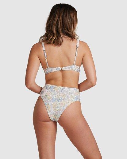 1 Sundance Hi Maui Bikini Bottoms White 6517715 Billabong