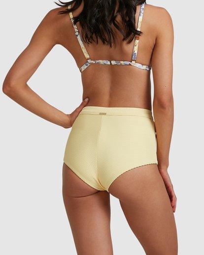 5 Tanlines Avalon Bikini Bottoms Yellow 6517731 Billabong