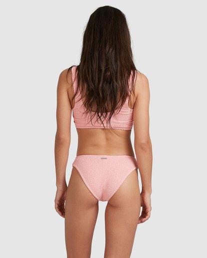 2 Summer High Bondi Bikini Bottoms Grey 6517747 Billabong