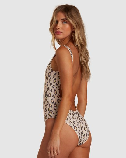 1 Sweet Sands One Piece Beige 6517758 Billabong