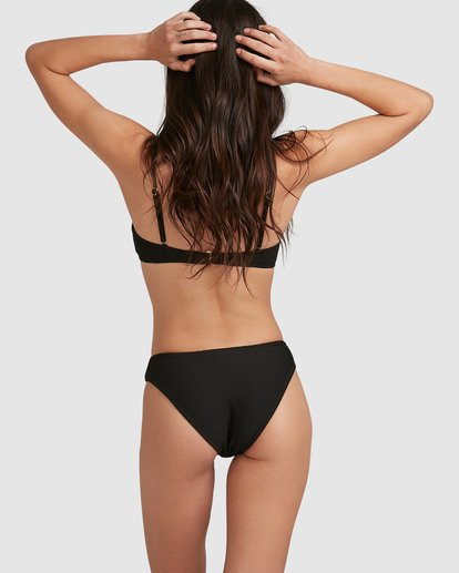 1 Tanlines Bondi Bikini Bottoms Black 6517769 Billabong