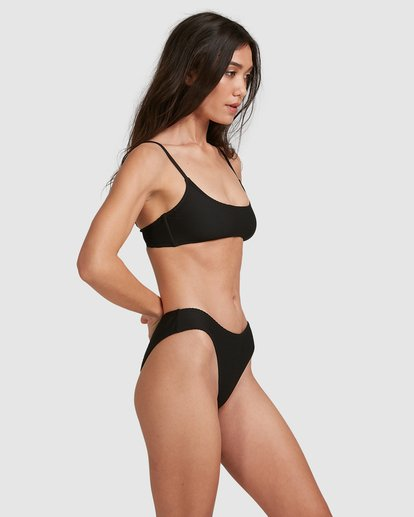 2 Tanlines Bondi Bikini Bottoms Black 6517769 Billabong