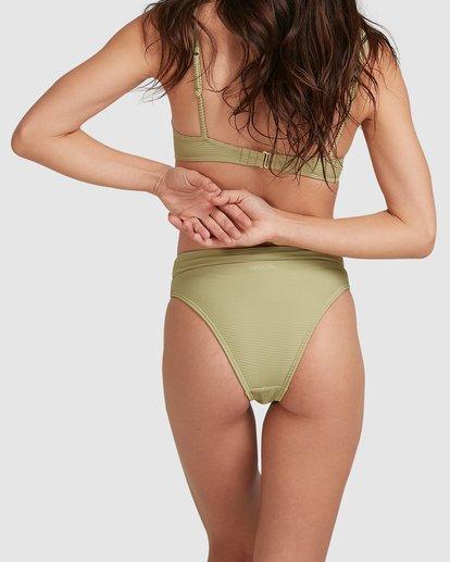 3 Tanlines Maui Rider Bikini Bottoms Green 6517772 Billabong