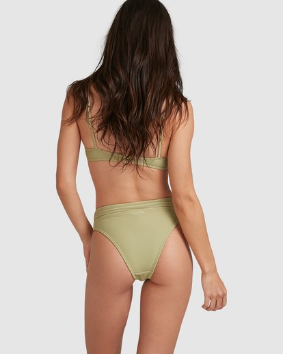 1 Tanlines Maui Rider Bikini Bottoms Green 6517772 Billabong