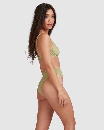 2 Tanlines Maui Rider Bikini Bottoms Green 6517772 Billabong