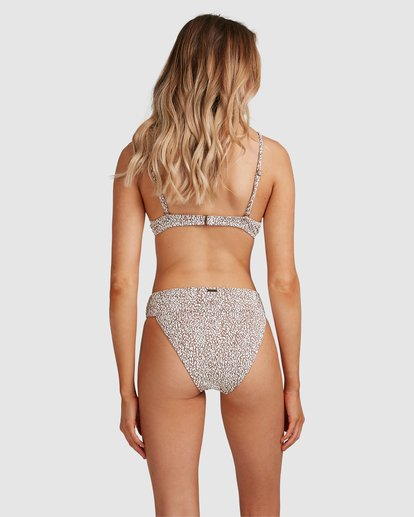 0 Wild Shadows Aruba Bikini Bottoms Brown 6517802 Billabong