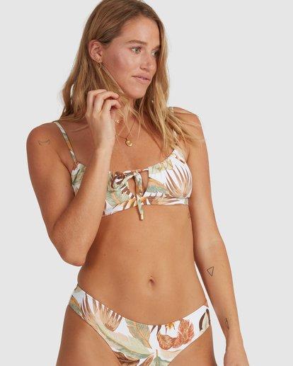 5 Tropicale Coco Bralette Bikini Top White 6517816 Billabong