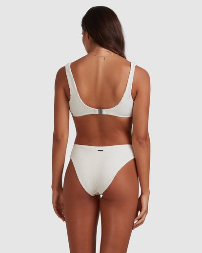 4 Summer High Bralette Bikini Top White 6517936 Billabong