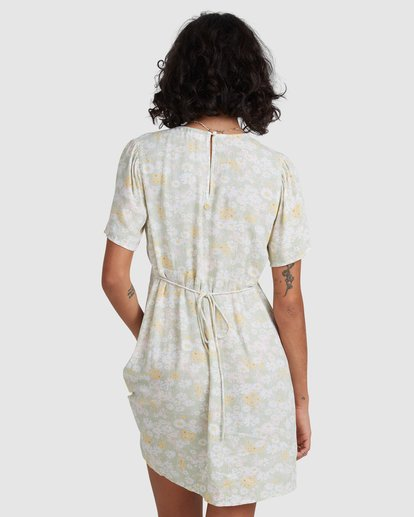 6 Melody Dress Yellow 6517966 Billabong
