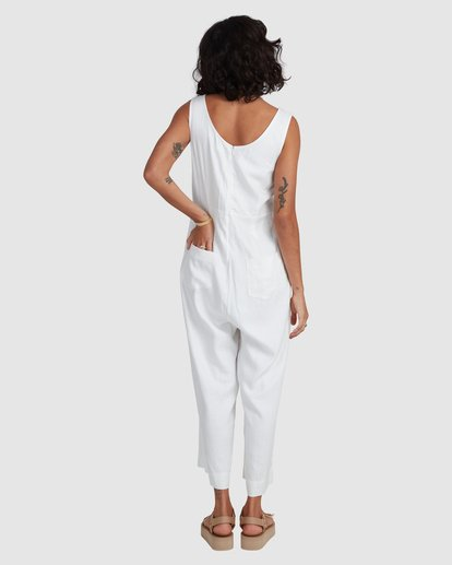 3 Chime Jumpsuit White 6517967 Billabong