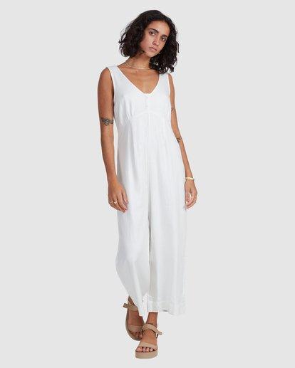 0 Chime Jumpsuit White 6517967 Billabong