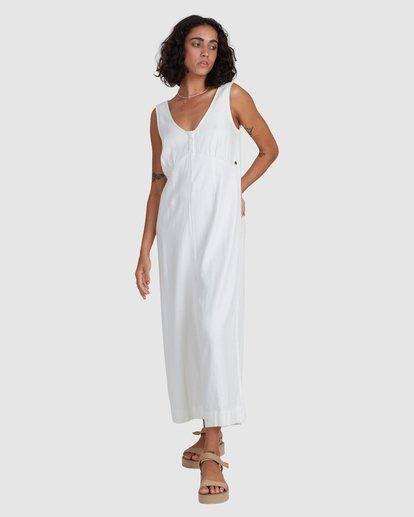 1 Chime Jumpsuit White 6517967 Billabong